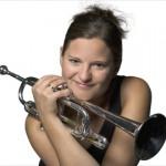 Trompetist Dorthe Zielke